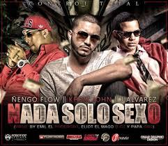 Khriz John Ft. Ñengo Flow Y J Alvarez - Nada Solo Sexo (Remix) MP3