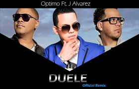 Optimo Ft. J Alvarez - Duele MP3