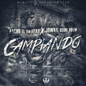 Pacho El AntiFeka Ft. Jowny Boom Boom - Campiando MP3