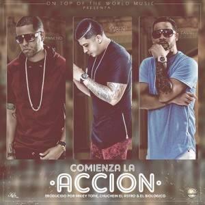 Pancho Y Castel Ft. Carlitos Rossy - Comienza La Accion MP3