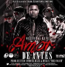 Plan B Ft. Amaro, Ñengo Flow y Jory - Amor De Antes (Remix) MP3