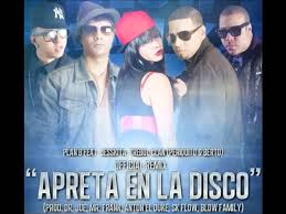 Plan B Ft. Jessikita y Trebol Clan - Apreta en la Disco (Remix) MP3