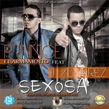 Prynce El Armamento Ft. J Alvarez - Sexosa MP3