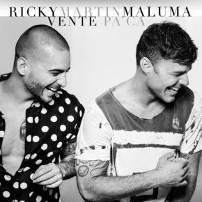 Ricky Martin Ft Maluma - Vente Pa' Ca MP3