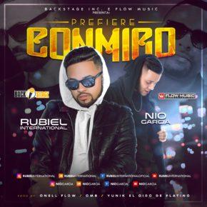 Rubiel International Ft. Nio Garcia - Prefiere Conmigo MP3