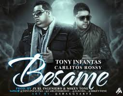 Tony Infantas Ft. Carlitos Rossy - Besame MP3