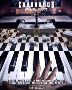 Anuel AA Ft Lito Kirino, El Nene La Amenaza, Ñengo Flow, Tali, Mike Towers, Messiah, Pusho, Yomo, Darell & MC Davo - Coronamos (Official Remix) MP3