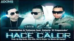 Clandestino y Yailemm Ft. Galante El Emperador - Hace Calor (Remix) MP3