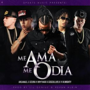 Cosculluela Ft. Brytiago, Arcangel, Ozuna Y Almighty - Me Ama, Me Odia (Extended Version) MP3