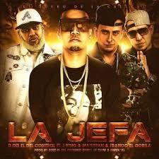 D.OZi Ft. J King y Maximan Y Franco El Gorila - La Jefa MP3