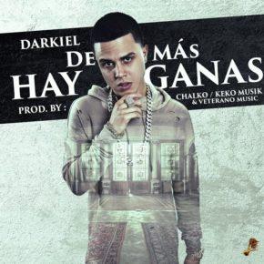 Darkiel - De Más Hay Ganas MP3