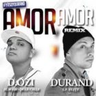 Durand Ft. D.OZi - Amor Amor MP3