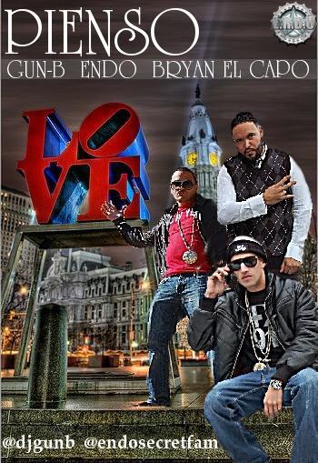 Endo Ft. Gun B y Bryan El Capo - Pienso MP3