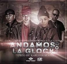 Endo Ft. Thony Cortijo y Benny Benni y Kali El Cuatrero - Andamos Con La Glock MP3