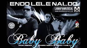 Endo y Lele Ft. Naldo - Baby Baby MP3