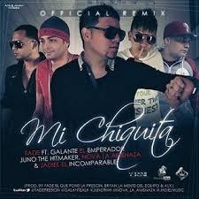 Fade Ft. Juno, Jadiel, Galante Y Nova - Mi Chiquita MP3