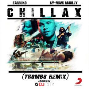 Farruko Ft. Ky-Mani Marley - Chillax (THombs Remix) MP3