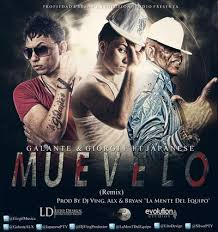 Galante Ft Japanese - Muevelo MP3