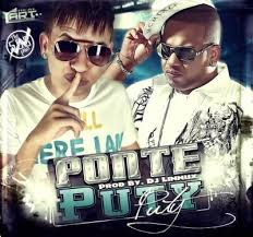 Galante Ft. Franco El Gorila - Ponte Puty MP3