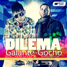 Galante Ft. Gocho - Dilema MP3