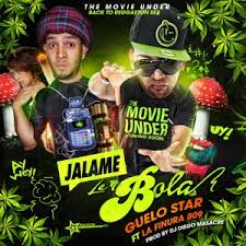 Guelo Star Ft. La Finura 809 - Jalame La Bola MP3