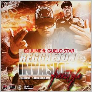 Guelo Star - Reggaeton Invasion MP3