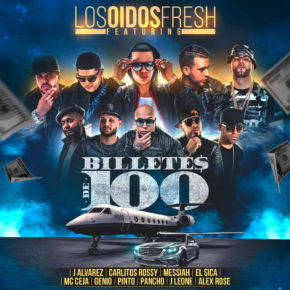 J Alvarez Ft. Carlitos Rossy, Messiah, El Sica, Pinto Picasso, MC Ceja Y Mas - Billetes De 100 MP3
