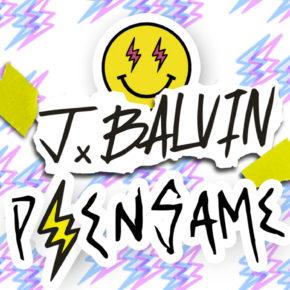 J Balvin - Piensame MP3