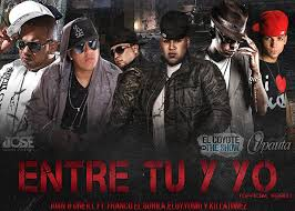 Joan y Oneill Ft. Franco, Eloy, Yomo y Killatonez - Entre Tu Y Yo (Remix) MP3