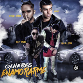 Noriel Ft Bryant Myers, Juhn El All Star & Baby Rasta - Quieres Enamorarme MP3