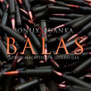 Oniix Ft Juanka El Problematik - Balas MP3