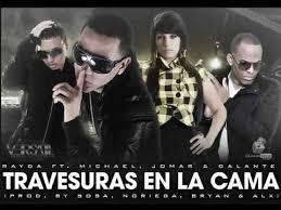 Rayda Ft Michael, Jomar El Caballo Negro y Galante El Emperador - Travesuras En La Cama (Remix) MP3