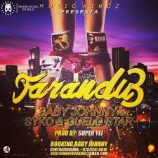 Syko Ft. Baby Johnny Y Guelo Star - Farandulera MP3