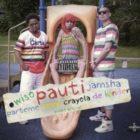 Wiso G, Pauti & Jamsha - Parteme Como Crayola de Kinder MP3