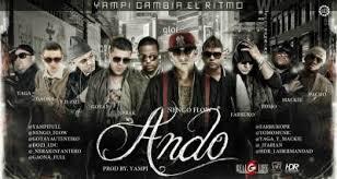 Ñengo Flow Ft. Farruko, Yomo, Yaga y Mackie, Gaona y Pacho - Ando MP3