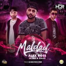 Alex Rose Ft. Jayma y Dalex - Maldad MP3