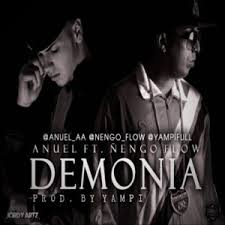 Anuel AA Ft. Ñengo Flow - Demonia MP3