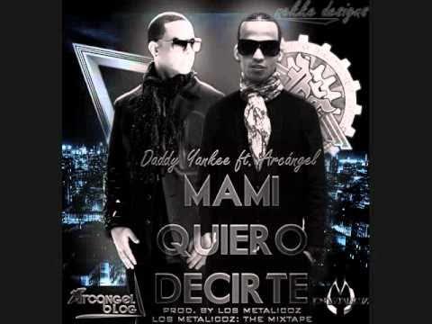Arcangel Ft. Daddy Yankee - Te Enchularas