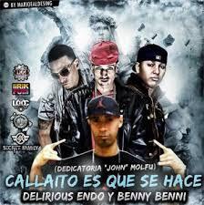 Benny Benni Ft. Endo Y Delirious - Callaito Es Que Se Hace MP3
