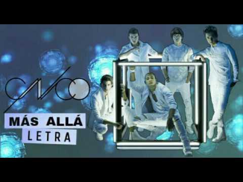 CNCO - Más Alla
