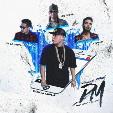 descargar cosculluela ft. j balvin, arcangel, de la ghetto - dm