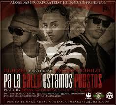 Eliezel Ft. Pacho y Cirilo - Pa La Calle Estamos Puestos MP3