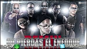Gabo Ft. Genio y Baby Johnny. Pacho y Cirilo. Jomar y Wibal y Alex - No Pierdas El Enfoque (Remix) MP3