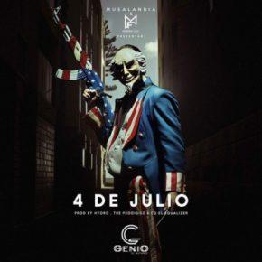 Genio El Mutante - 4 De Julio MP3