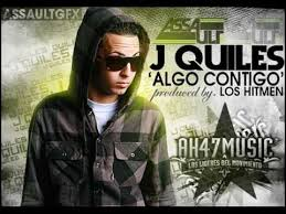 J Quiles - Algo Contigo MP3
