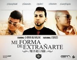 J Quiles Ft. Gbran Malak - Mi Forma De Extranarte MP3