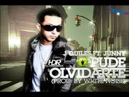J Quiles Ft. Junny - Pude Olvidarte MP3