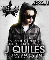 J Quiles - Que Retumbe El Bajo MP3