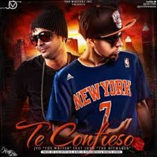JVO The Writer Ft. Juno The Hitmaker - Te Confieso MP3