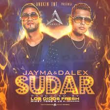 Jayma y Dalex - Sudar MP3